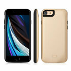 Magnet Backup Power Bank Pack Battery Charger Case Cove For iPhone 6 6S 7 8 Plus