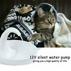 2.34L Automatic Electric Pet Water Fountain Dispenser Bowl For Cat