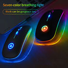 Usb Wireless Mouse Cordless Optical Fun Games Mice 2.4ghz For Pc Laptop Computer