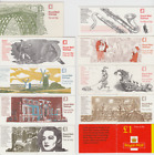 GB  Folded Booklets  £1 Values 1979 - 2000 FH1 - FH44