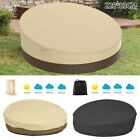 1pcs 99 Inch Large Garden Furniture Cover Patio Day Bed Outdoor Waterproof Cover