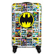 Batman Luggage 20 Inches Hard-Sided Tween Spinner Carry-On Travel Trolley for