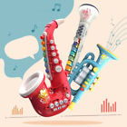 Kids Trumpet/Saxophone/Clarinet Gift Mini Instrument Playing Early Learning