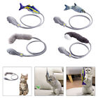 Fish Cat Toys Catnip 3D Simulation Wagging Fish Soft Interactive Playing Toy