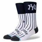 Stance Men's MLB New York Yankees Nyy Color Socks White Footwear Uncommon Thr...