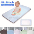 28x52'' Baby Toddler Soft Comfort Bedding Suface Infant Crib Mattress Pad