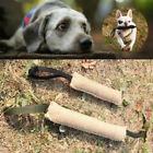 Handles Jute Police Young Dog Bite Tug PlayToy Pet Training Chewing Arm Sle^dm