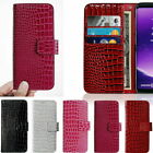 Crex Wallet Cover Case for Samsung Galaxy Note20 /Ultra/Note10 Note9 Note8 Note5