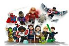 IN HAND! LEGO Marvel Collectible Minifigures 71031 CMF Loki What If