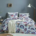 Shatex All Season Comforter Sets 3 Piece with Pillow Shams Polyester Ultra Soft
