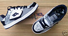 """TONY HAWK """"TRANSITION WHITE"""" LEATHER BOARD SHOES NEW"""