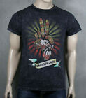 Ed Hardy Men's OMNIPEACE Black t-shirt for Charity NEW