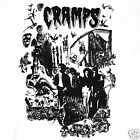 THE CRAMPS - T-SHIRT - US PUNK ROCK PSYCHOBILLY LUX IVY