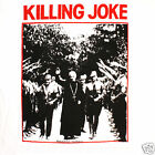 KILLING JOKE - T-SHIRT - POST-PUNK MALICIOUS DAMAGE