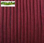 550 PARACORD US GSA COMPLIANT - 25 feet (7.5m) - MADE IN THE USA AND NOT CHINA! <br/> About the only real US Made and weight tested on eBay!!