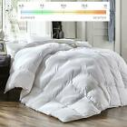 GOOSE FEATHER AND DOWN DUVET/ QUILT '40% DOWN'