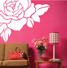 Luxury Flower Rose Vinyl Wall Stickers / Wall Decals