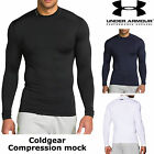 UNDER ARMOUR COLD GEAR COMPRESSION BASE LAYER MOCK