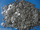 3.5mm Flat Washers Zinc Plated for M3.5 Screws and Bolts Various Pack Sizes