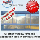 MIRROR PRIVACY 90% WINDOW FILM ALT TO BLINDS / CURTAINS