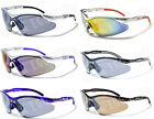 Sports Sunglasses Unisex UV400 Ski Cycle Golf Fishing *Free Pouch* New 132
