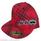 BRAND NEW WITH TAGS S.R.H. LIVE FAST 210 FlexFit Hat RED S/M L/XL LIMITED RARE