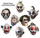 Adult Batman The Dark Knight Joker Clown Costume Mask
