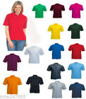 Ladies Polo T Shirt Pique Plus Size 14 - 28  220gsm NEW