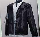 CLASSIC!!! MICHAEL JACKSON BILLIE JEAN SEQUIN JACKET