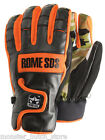 BRAND NEW WITH TAGS Rome SDS BUSHWOOD Snowboard Gloves HUNTER MED-XLARGE
