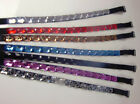 Beautiful Beaded Adjustable & Detachable Bra Straps- One size fits all Brand New
