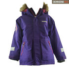 Brand New Kids Didriksons Camden Orchid Wave Ski Jacket