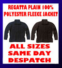 Regatta Barricade full zip plain fleece jacket