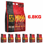 PVL Mutant Mass Weight Gainer 6.8kg / 6800g / 15lbs - Triple Chocolate