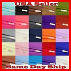 New Solid Paisley Pashmina Silk Cashmere Shawl Scarf Stole Wrap WOW Sale