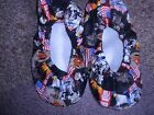 US MARINES PRINT BOWLING SHOE COVERS-MED,  LG OR XL