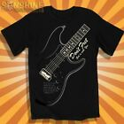 "NEW KERUSSO "" Don't Fret "" ADULT CHRISTIAN T-SHIRT     God is with You * Guitar"
