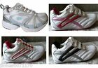 Womens Running Trainers Ladies Sport Gym Walking Jogging White Trainers all size