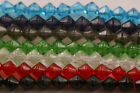 70 pieces 4mm Crystal Bicone Beads - Colour choice (59004-55)