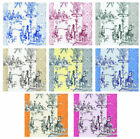 Menuet french dancing 8 colours u choose luxury paper table napkins 20