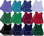 NEW Plain Tabards Tabbards Aprons Pinny Overalls COVERALL British Made PINAFORE