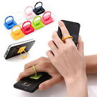 #M1_Magnet Mobile Stand Hold Ring & Car Holder For iPhone 4S 5 Galaxy Note S2 S3