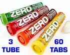 HIGH5 ZERO HYDRATION ELECTROLYTE DRINK - 60 TABLETS - 3 TUBE- HIGHFIVE / HIGH 5