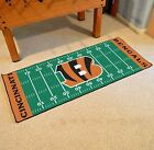 "NFL Teams -  30"" X 72"" Football Field Runner Area Floor Rug Mat"