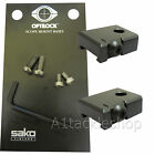 Optilock Base For Sako/Tikka Rings/Mounts 75/85/T3/TRG etc - Blued