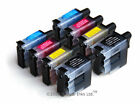 LC09 LC41 LC47 LC900 LC950 - 8 Compatible Ink Cartridges fits Brother