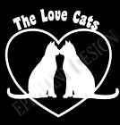 The Cure Love Cats Inspired T-Shirt Robert Smith Ladies Great Gift T-Shirt