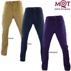 Brand New Mens MQT Micky Twisted Carrot Cotton Jeans