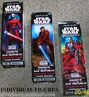 Star Wars Miniatures Knights of the Old Republic Figures- You choose which one