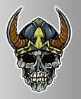 Skull 29-1 sticker vinyl decal
